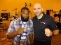 w/ UFC Champ Tyron Woodley